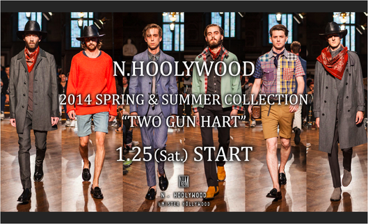 N.HOOLYWOOD, White Mountaineering  - 2014 S/S on tomorrow!!_f0020773_21531990.png