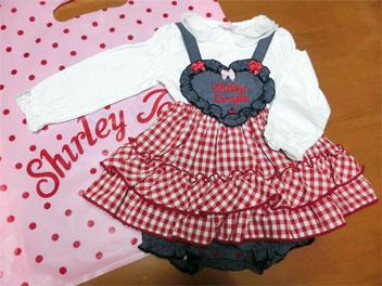 大阪でもらった一加のお洋服達☆ 愛のバランス。。_d0224894_449578.jpg