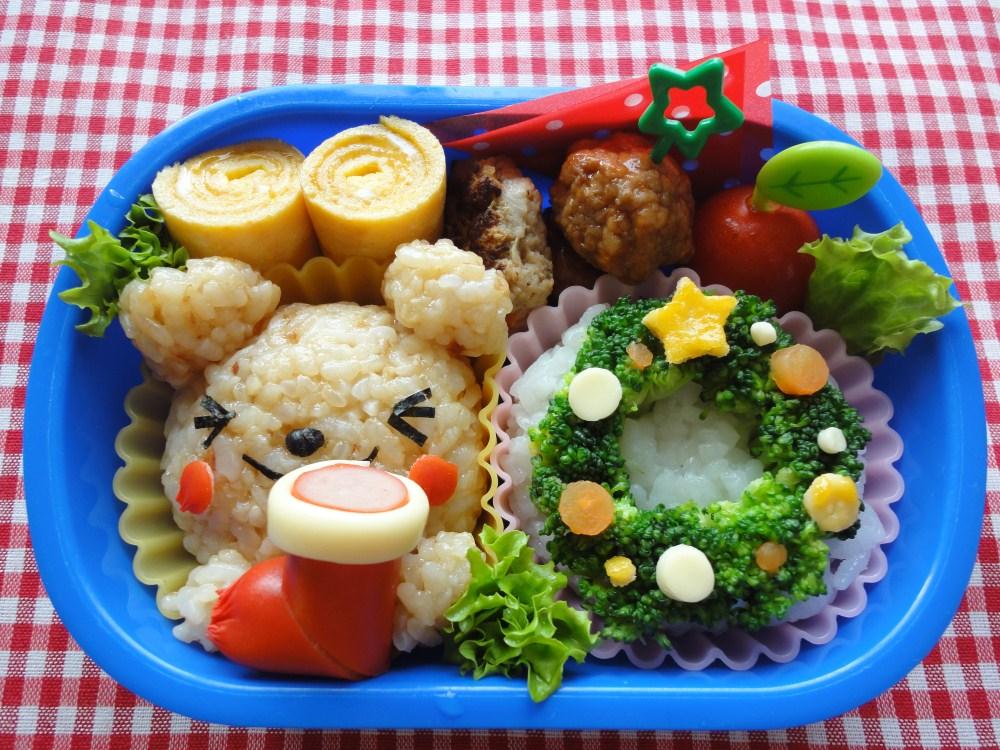 クリスマス お 弁当 簡単