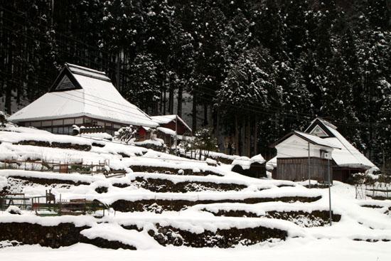 安曇川上流 坂下集落 14冬景色8_e0048413_17231074.jpg