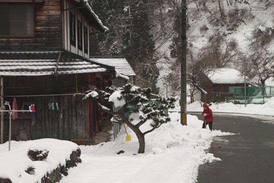 安曇川上流 坂下集落 14冬景色8_e0048413_17233775.jpg