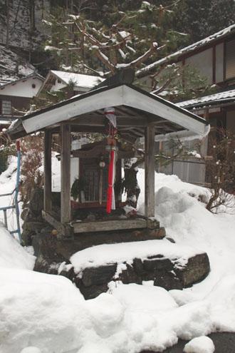 安曇川上流 坂下集落 14冬景色8_e0048413_17235153.jpg