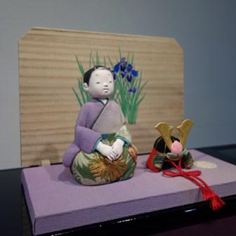 増田としこ 人形展 -彩 色いろ 古裂あそび 雛あそび - 【2014】_b0232919_19080799.jpg
