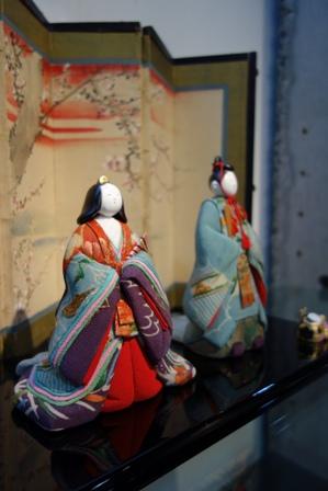 増田としこ 人形展 -彩 色いろ 古裂あそび 雛あそび - 【2014】_b0232919_19084724.jpg