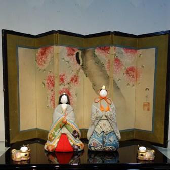 増田としこ 人形展 -彩 色いろ 古裂あそび 雛あそび - 【2014】_b0232919_19090355.jpg
