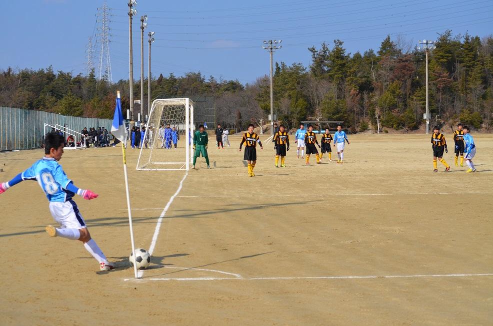東濃地区中学サッカーU-13大会 決勝トーナメント_d0010630_21421880.jpg