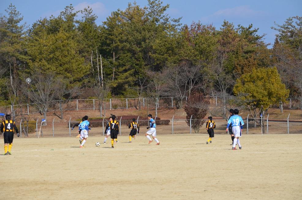 東濃地区中学サッカーU-13大会 決勝トーナメント_d0010630_2142286.jpg