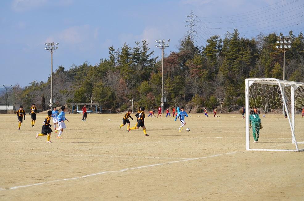 東濃地区中学サッカーU-13大会 決勝トーナメント_d0010630_21423232.jpg