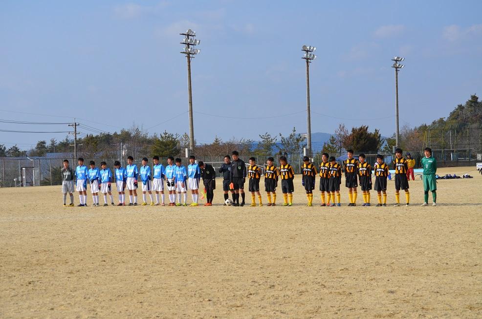 東濃地区中学サッカーU-13大会 決勝トーナメント_d0010630_21433742.jpg