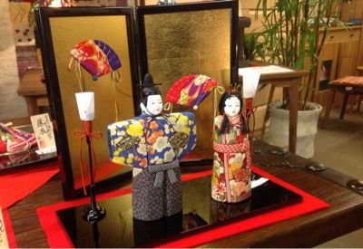 お雛人形展 好評開催中で~す‼_a0071934_1185460.jpg