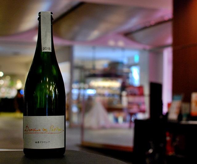 【週末テイスティング】フジマル醸造所/柏原デラウェア2013リリースです!_b0206537_14352513.jpg