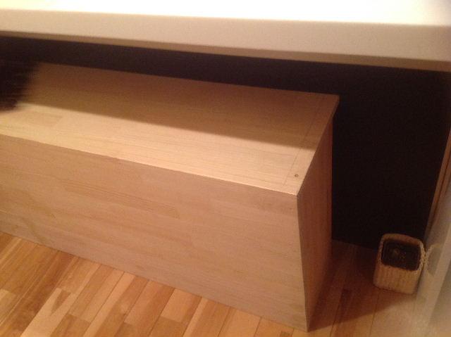 チラシ準備と木工教室準備_f0031037_2111427.jpg