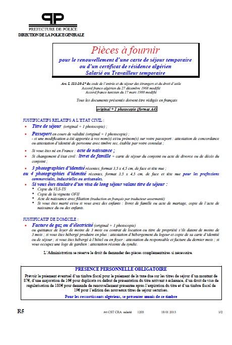 C 39 est a la france - Prefecture de police porte de clignancourt ...