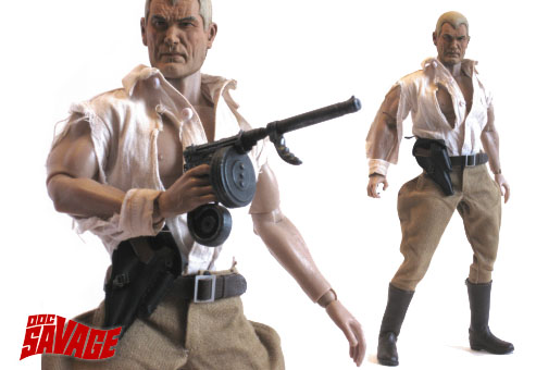 DOC SAVAGE 1:6 Scale Figure_e0118156_10131058.jpg