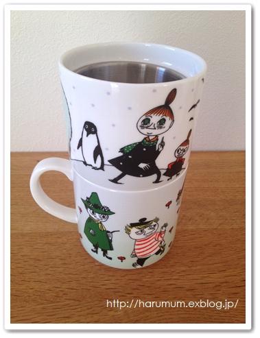 ムーミンのお一人様コーヒーメーカー_d0291758_222518.jpg