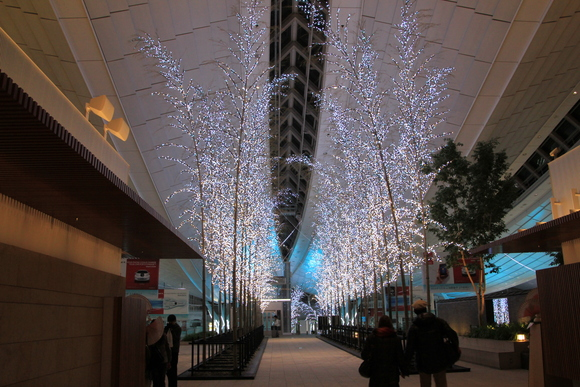 羽田空港国際線レポ 深夜2時_d0202264_7551513.jpg