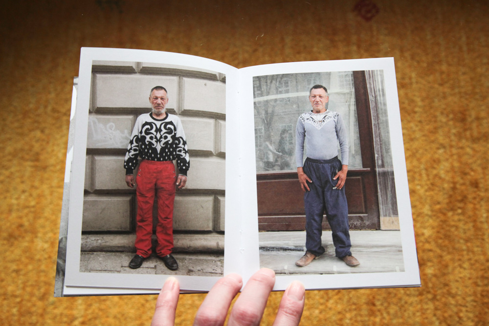 Yurko Dyachyshyn 「Slavik\'s Fashion」_c0016177_14523626.jpg