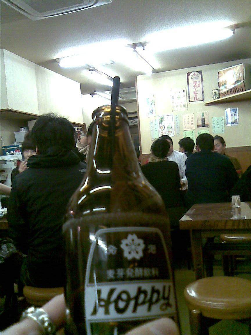 キョータロー氏との会談 in 豊田屋 2014_d0061678_140561.jpg