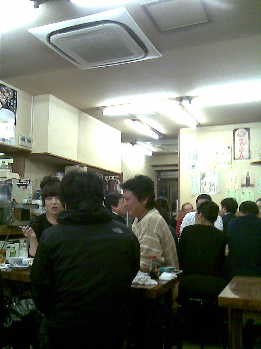 キョータロー氏との会談 in 豊田屋 2014_d0061678_2123195.jpg