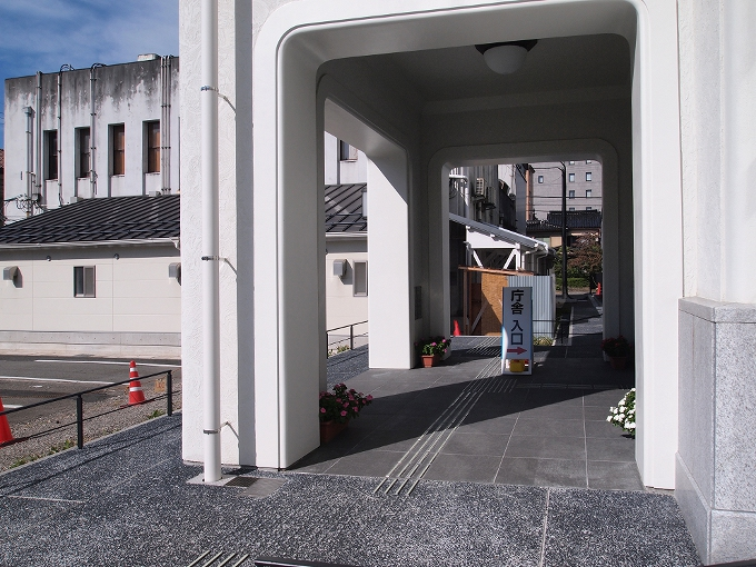 豊岡市役所旧本庁舎(旧豊岡町役場)_f0116479_23132363.jpg