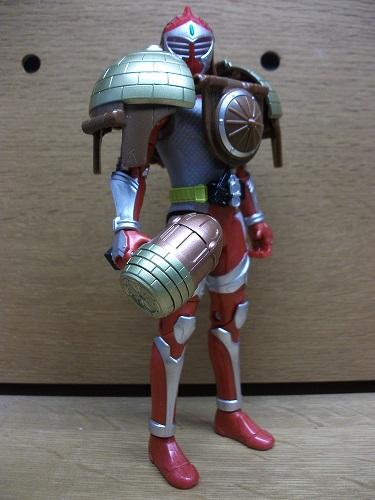 アームズチェンジシリーズ07 仮面ライダーグリドン&ダンデライナーセット_f0205396_17414884.jpg