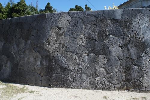慶良間の石塀_d0147406_9561862.jpg