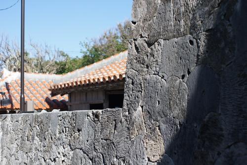 慶良間の石塀_d0147406_9563149.jpg