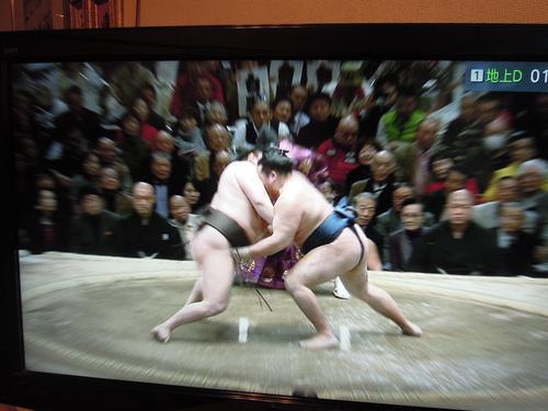 大相撲 初場所 千秋楽_e0116211_2036597.jpg
