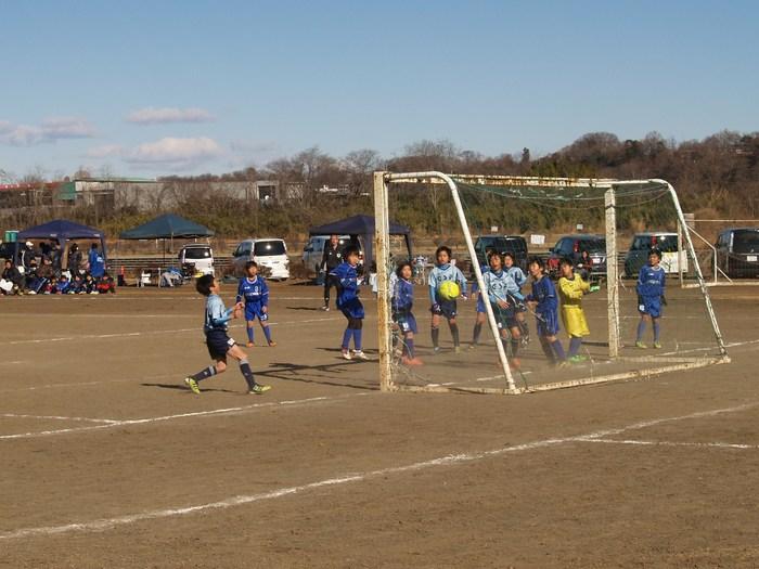 第40回神奈川県少年サッカー選手権大会 低学年の部_a0109316_0101492.jpg