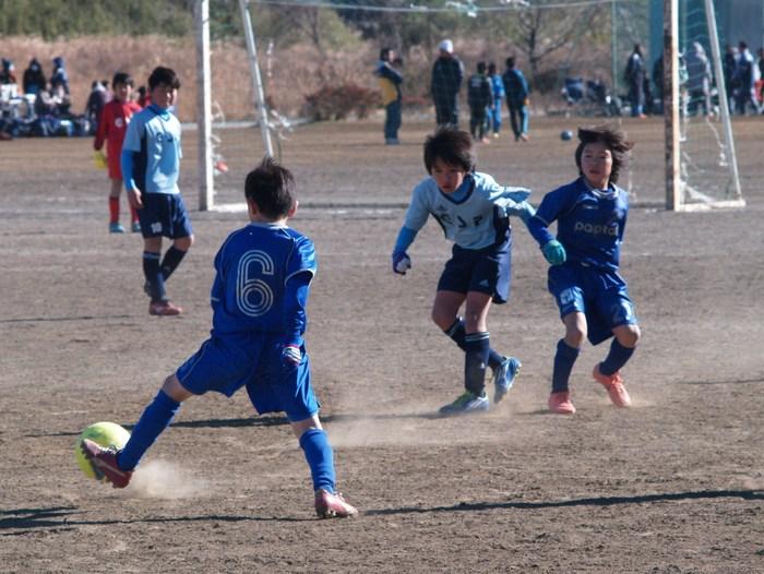 第40回神奈川県少年サッカー選手権大会 低学年の部_a0109316_0111063.jpg