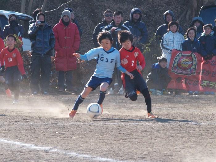 第40回神奈川県少年サッカー選手権大会 低学年の部_a0109316_0132928.jpg