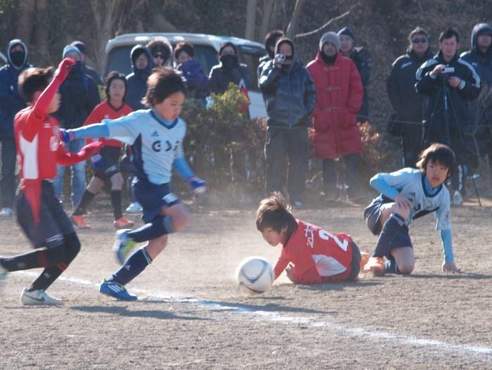 第40回神奈川県少年サッカー選手権大会 低学年の部_a0109316_0134232.jpg