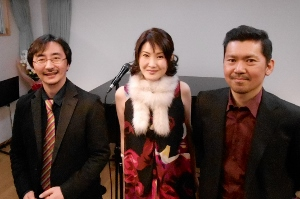 Concert at カメロホール♪2014.1.26_c0139321_23185939.jpg