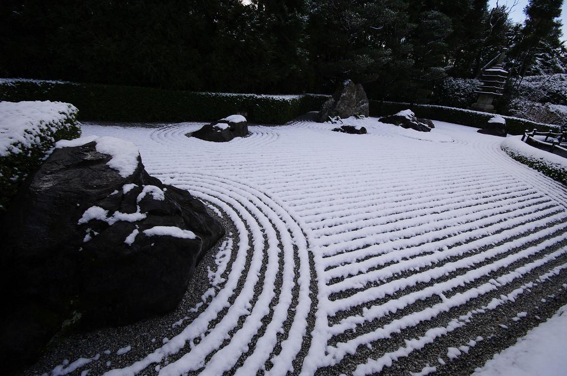 雪の退蔵院..._f0152550_192117.jpg