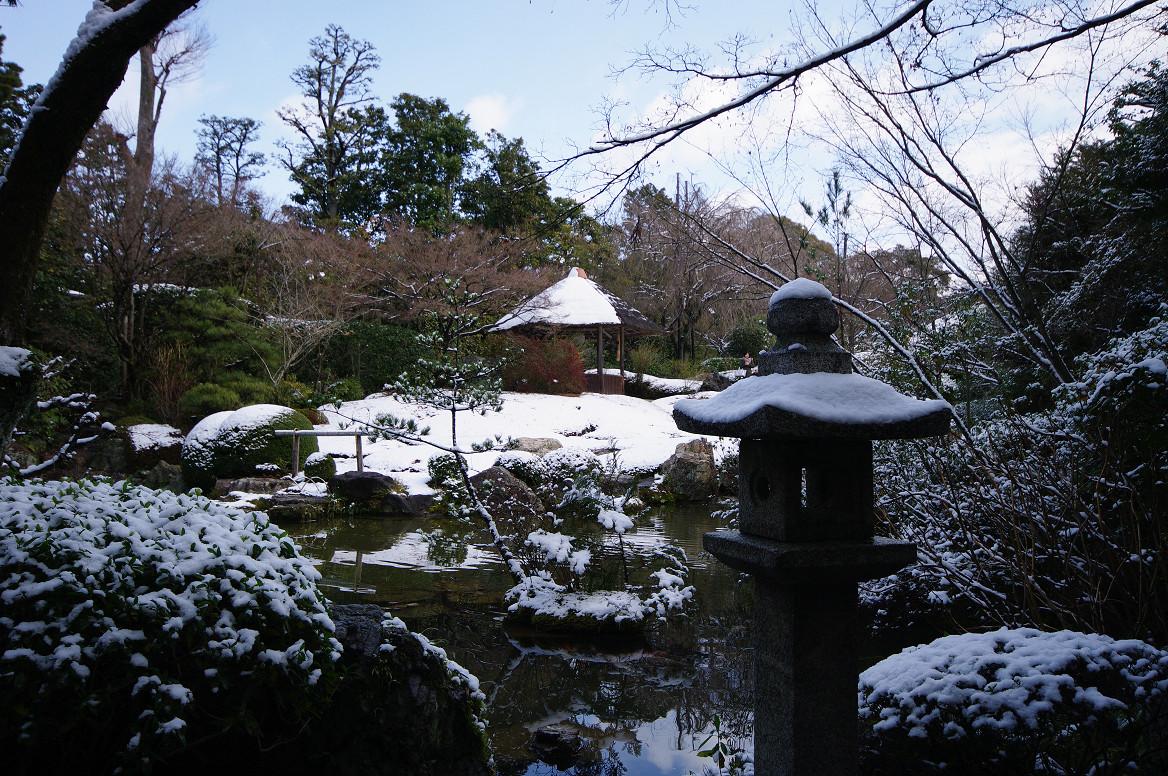 雪の退蔵院..._f0152550_1922825.jpg