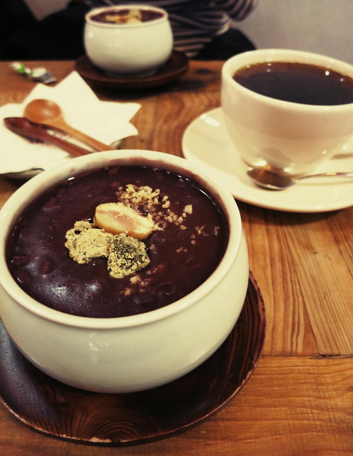 X\'mas in Seoul ⑪仁寺洞・伝統茶カフェでタンパッチュ♪_f0236260_022297.jpg