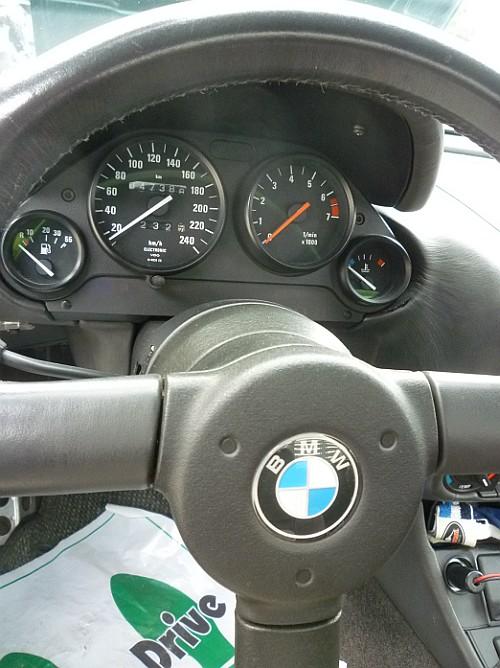 珍しい訪問者 クルマ編 BMW-Z1・・・・_e0254365_18522034.jpg