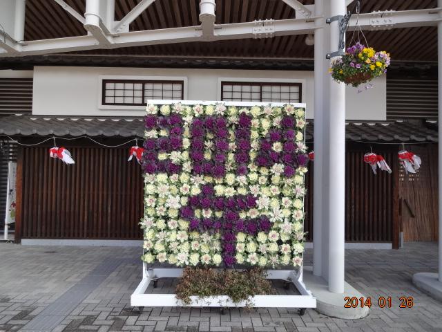 花の絵手紙展に行ってきました_a0220570_23162177.jpg