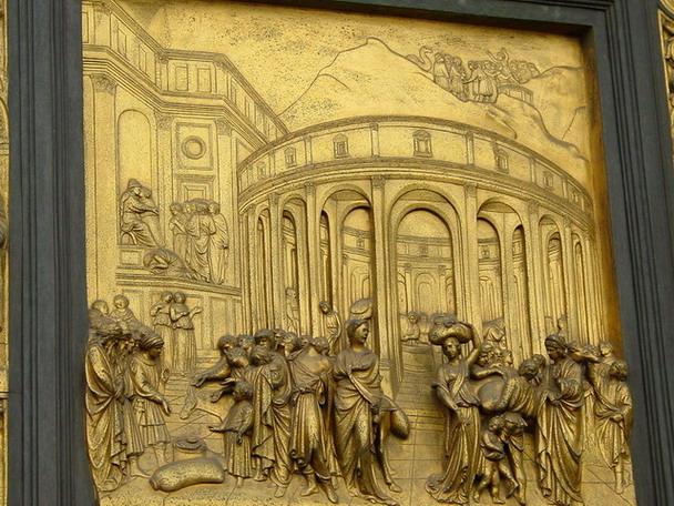 26/01/2014  サン・ジョヴァンニ洗礼堂:天国の扉 ヨセフ_a0136671_16554185.jpg
