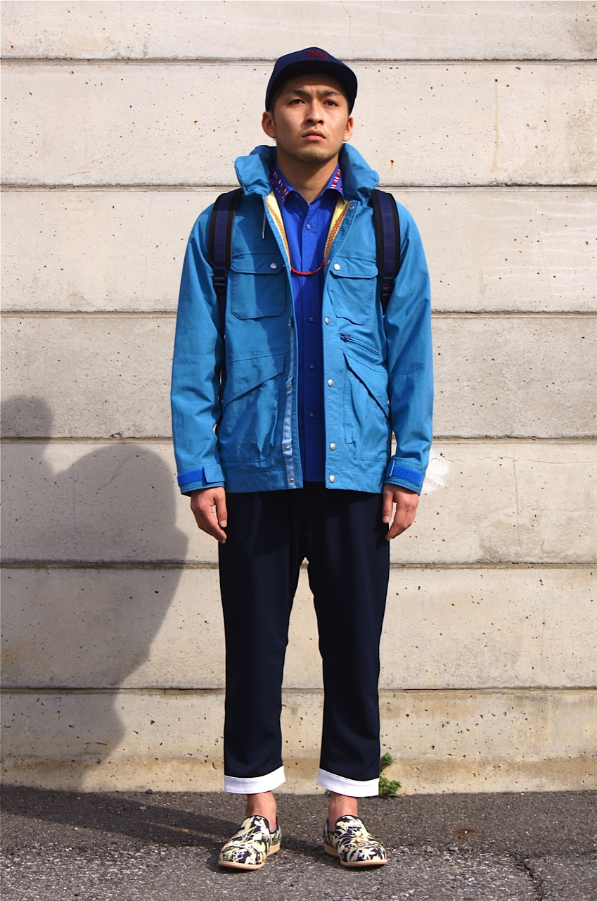 White Mountaineering - S/S 2014 styling._f0020773_21105188.jpg