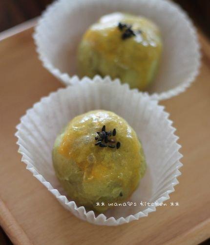 簡単中華粥 とsweet potato♪_c0139375_1451556.jpg