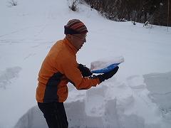 雪崩リスク管理・対応トレーニング_e0064783_10045420.jpg