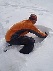 雪崩リスク管理・対応トレーニング_e0064783_10050574.jpg