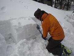 雪崩リスク管理・対応トレーニング_e0064783_10051323.jpg