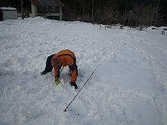 雪崩リスク管理・対応トレーニング_e0064783_10060117.jpg