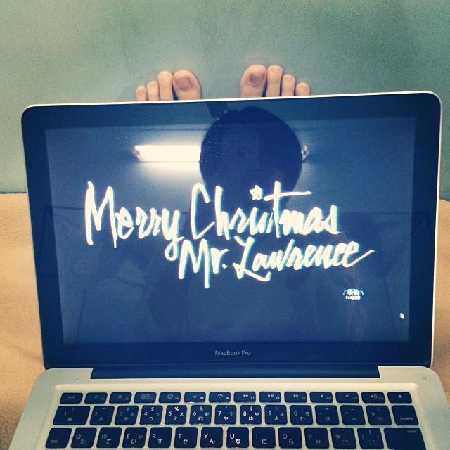 クリスマスなんてなーいさ、_f0170995_11482696.jpg