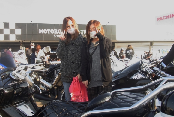 GOTTY'Famが イベントにやって来たぁ~ッ!_f0213603_19271323.jpg