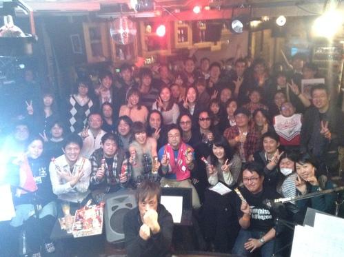 デビュー記念日新年会、ありがとう!_a0114206_037614.jpg