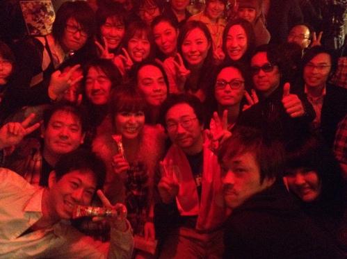 デビュー記念日新年会、ありがとう!_a0114206_23324082.jpg