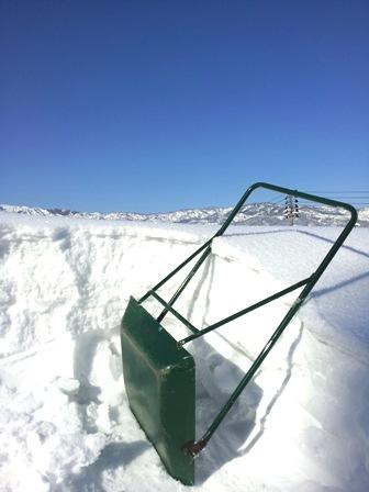 雪おろし パート2_a0128408_11232145.jpg